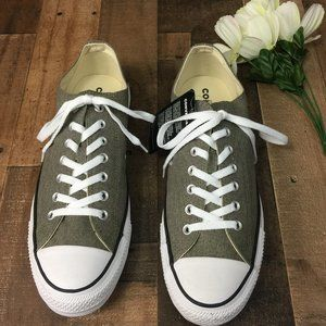 NWT Converse Chuck Taylor Oxford Low-Top Sneakers